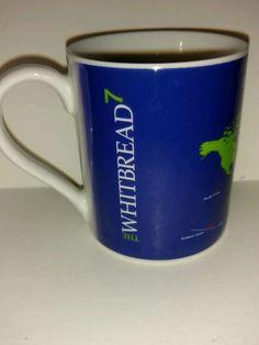 Whitbread Round the World Yachting Yacht Race 1997-1998 Coffee Mug