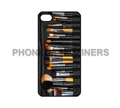 makeup brush iPhone case iPhone 4s case makeup iPhone 4 case makeup iPhone 5 case makeup iPhone 5c case makeup Iphone 5s case makeup brush