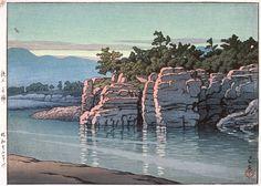 Chichibu Kawase Hasui (Japan, 1883-1957) Japan, 1948 Prints; woodcuts Color woodblock print Image: 9 1/2 x 13 3/8 in. (24.1 x 34.0 cm); Paper: 10 5/16 x 14 3/16 in. (26.2 x 36.0 cm) Gift of Mr. and Mrs. Felix Juda (M.73.37.244) Japanese Art