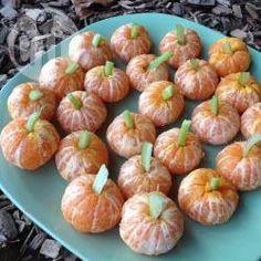 Rezeptbild: Mandarinen-Kürbisse