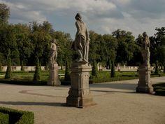 Wilanów - ogród barokowy