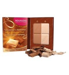 Bourjois Délice de Poudre bronzing powder and highlighter - Boots