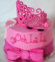 Fancy Nancy...Cakes by Steph » Birthday Cakes
