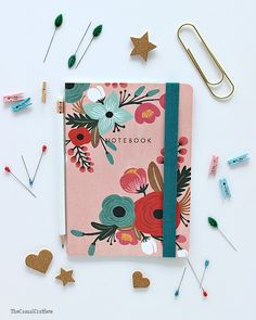 DY: elastic band notebook
