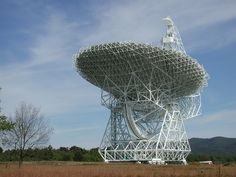 Photos of the Radio Telescopes that Converse with the Universe | Atlas Obscura