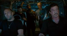 The Expendables 2 - Ending :)