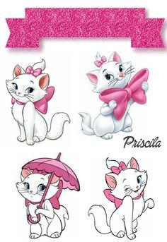 Imprimibles Paw Patrol, Hawaii Crafts, Unicornios Wallpaper, Marie Cat, Walt Disney Co, Diy And Crafts, Paper Crafts, Cake Logo, Angel Crafts