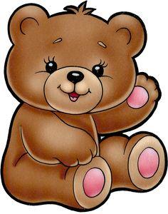 Girl Teddy Bear Clip Art | Love for teddy bear clip art Free ...