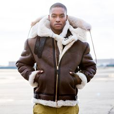 """Curlitalk: Trends for Him Winter 2016: Shearling  Check out my first """"Curlitalk"""" post of the new year, """" Trends for Him Winter 2016: Shearling"""" at http://curli2007.blogspot.com/…/trends-for-him-winter-2016-…!"""