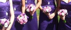 purple BM's