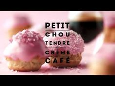 Check out these coffee-flavored cream puffs and, like, try not to drool over everything. | The Very Best Dessert Porn You'll Ever See