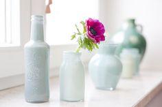 #DIY flower vase by Vilma Stoned
