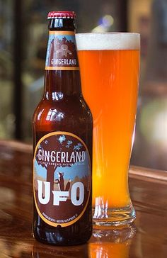 12 Beers of Christmas 2: Harpoon UFO Gingerland