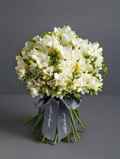 The Scented Freesia Bouquet