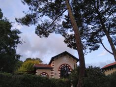 The wonderful Hotel Ville d'hiver in Arcachon, South West France French Trip, France, Mansions, House Styles, Home, Decor, Decoration, Manor Houses, Villas