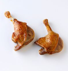 Honey Roasted Duck Recipe