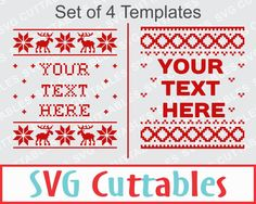63 Best Christmas Svg Cut Files Images Christmas Svg Silhouette