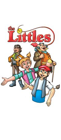 The Littles! I loved this when I was litlle and now, thanks to Netflix, my kids are completely obsessed with it!