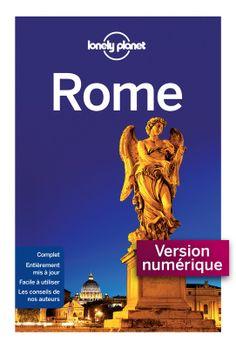 """#Rome#Italie#Voyage#Tourisme """"Rome 2014 Lonely Planet"""", en version numérique sans DRM, en couleur et avec photos, 12,99€, disponible sur www.page2ebooks.com ...et toujours le plaisir de lire !"""