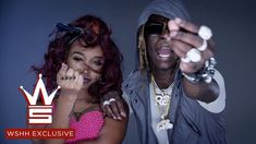"""Zonnique """"Nun For Free"""" Feat. Young Thug (WSHH Exclusive - Official Musi..."""