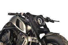 ⛔ Harley-Davidson V-Rod Custombike by Motorhell from France ▷▷ Harley Davidson V Rod, Ducati, Porsche, Muscle, Super Bikes, Bobber, France, Motorcycles, Mobiles
