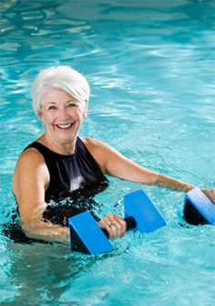 Therapeutic Aquatic Exercises for Back Pain   A regular exercise routine is essential to treat back pain. It helps to stretch and strengthen the muscles that connect with your back. Women who suffer from back pain should include walking and water exercise in their daily routine . Aquatic exercise uses the buoyancy of the water to take the weight off your joints. With regular practice, the exercises will increase strength.Check out at: http://www.womenfitness.net/aquatic_exercises.htm
