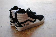 "Vans Syndicate 023.141 – Ice-T ""Rhyme Syndicate"" Sk8-Hi OG ""S"" (Detailed Pics!)"