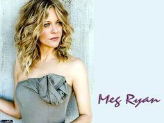 "MR - ""People are always telling me that change is good. But all that means is that something you didn't want to happen has happened.""  Meg Ryan"