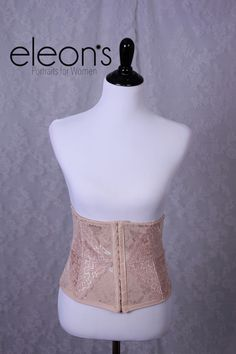 Nude waist cincher (2) medium and x-large Eleon's Portraits for Women - Roseville, CA