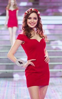 Miss World 2014 participant Anastasia Kostenko