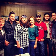 Rhett Walker Band meets the people of Duck Dynasty!  This is so awesome.