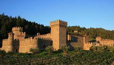The Castello di Amorosa. (Courtesy http://www.castellodiamorosa.com/)