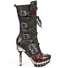 New Rock boots. I wouldn't mind wearing these