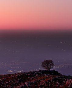 On the edge The Edge, Lonely, Sunrise, Silhouette, Mountains, Nature, Travel, Naturaleza, Viajes