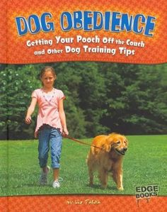 Presents tips and information on teaching obedience to dogs, including step-by-step methods for each of the most common commands and advice on how to handle the situation when the dog does not respond