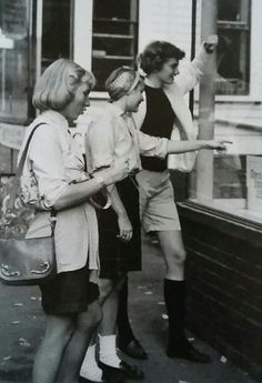 1953 (from 'Seven Sisters Style')