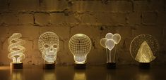 BULBING - Magical Lamp Design