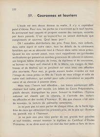 Manuels anciens: Jean Sauvestre, L'École du printemps (lecture suivie CM, 1957) French Language Learning, Spring, Learn To Speak French