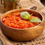 Diabetic Spicy Tomato Dip