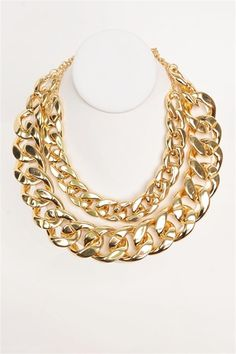 NECESSARY - Set Up Layer Necklace