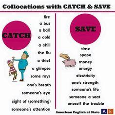 Catch, save