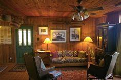 Cedar House Inn + Yurts in Georgia