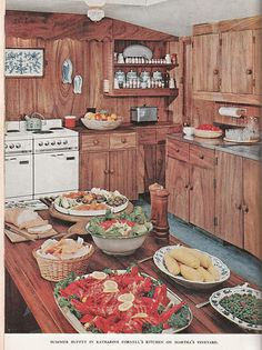 From the Ladies' Home Journal Cookbook, 1960.