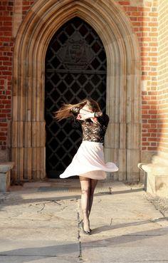 Dance, dance, dance! Forever :)