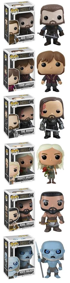 POP Juego de Tronos - Game of Thrones. #JuegoDeTronos #GameOfThrones #Pop #Funko Game Of Thrones, Funk Pop, Ink Master, Winter Is Coming, Stuffed Animals, Geek Stuff, Movie, Toys, Products