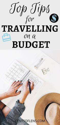 Do you love travelling but feel limited by your budget? Find out how you can make the most out of your money with these top tips for travelling on a budget. #savemoney #travel #budget #moneysavingtips #budgettravel