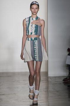 New York Fashion Week, SS '14, Louise Goldin