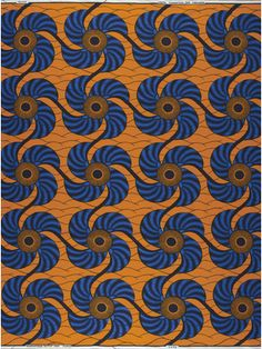 Yinka Shonibare MBE uses colorful Dutch wax fabric produced in Europe but prized in Africa to explore race and identity. African Textiles, African Fabric, African Prints, African Patterns, Textures Patterns, Fabric Patterns, Holland, Textile Prints, Textile Design