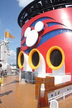 A disney cruise would make a great honeymoon or wedding