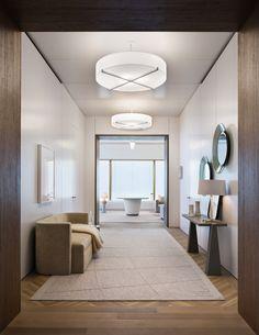 Shelton Mindel & Associates Interior Design 551W21 Sales Office | Interior design